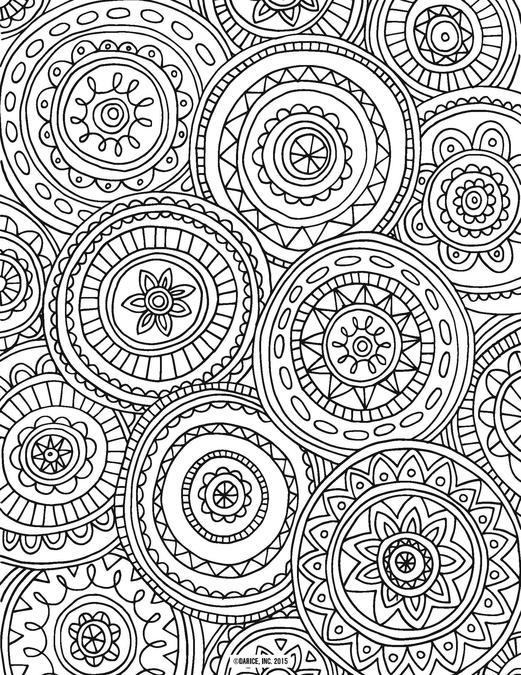 Coloring Pages : Coloring Pages Of The Best Adult Colouring Free - Free Coloring Pages Com Printable