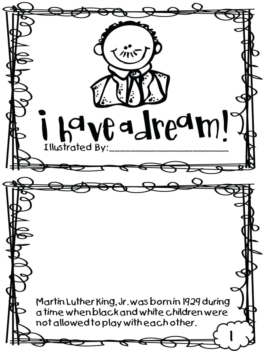 Coloring Pages : Dr Martin Luther King Coloring Book Amazon Pages - Free Printable Martin Luther King Jr Worksheets For Kindergarten