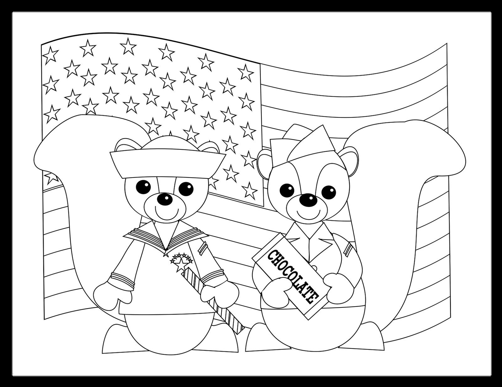 Coloring Pages : Extraordinary Happyrans Dayloring Pages Photo - Veterans Day Free Printable Cards
