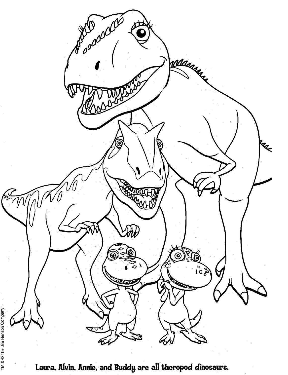 Coloring Pages : Printable Dinosaur Coloring Pages Dinosaurs - Free Printable Dinosaur Coloring Pages