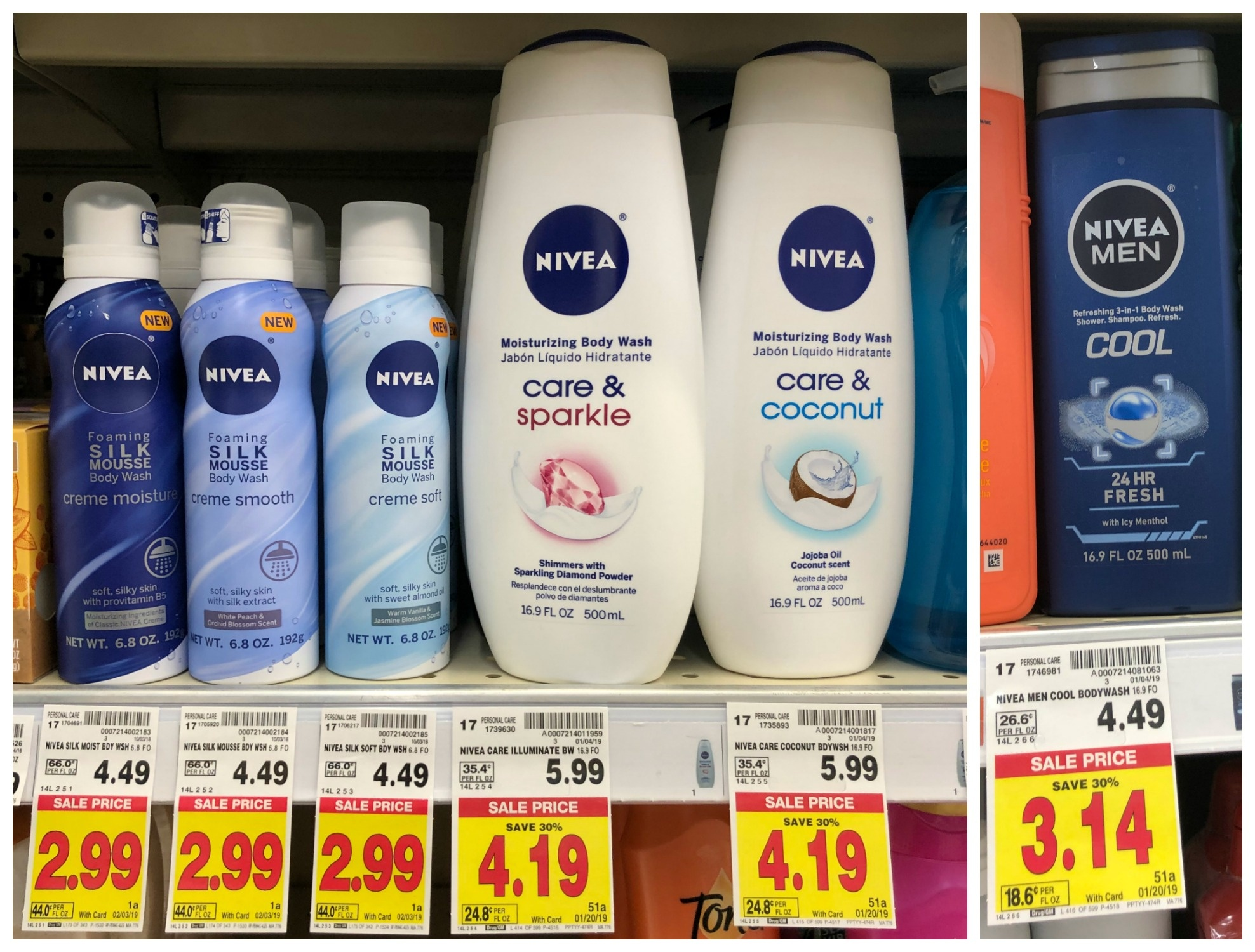 Coupon Nivea 2019 - Free Printable Nivea Coupons