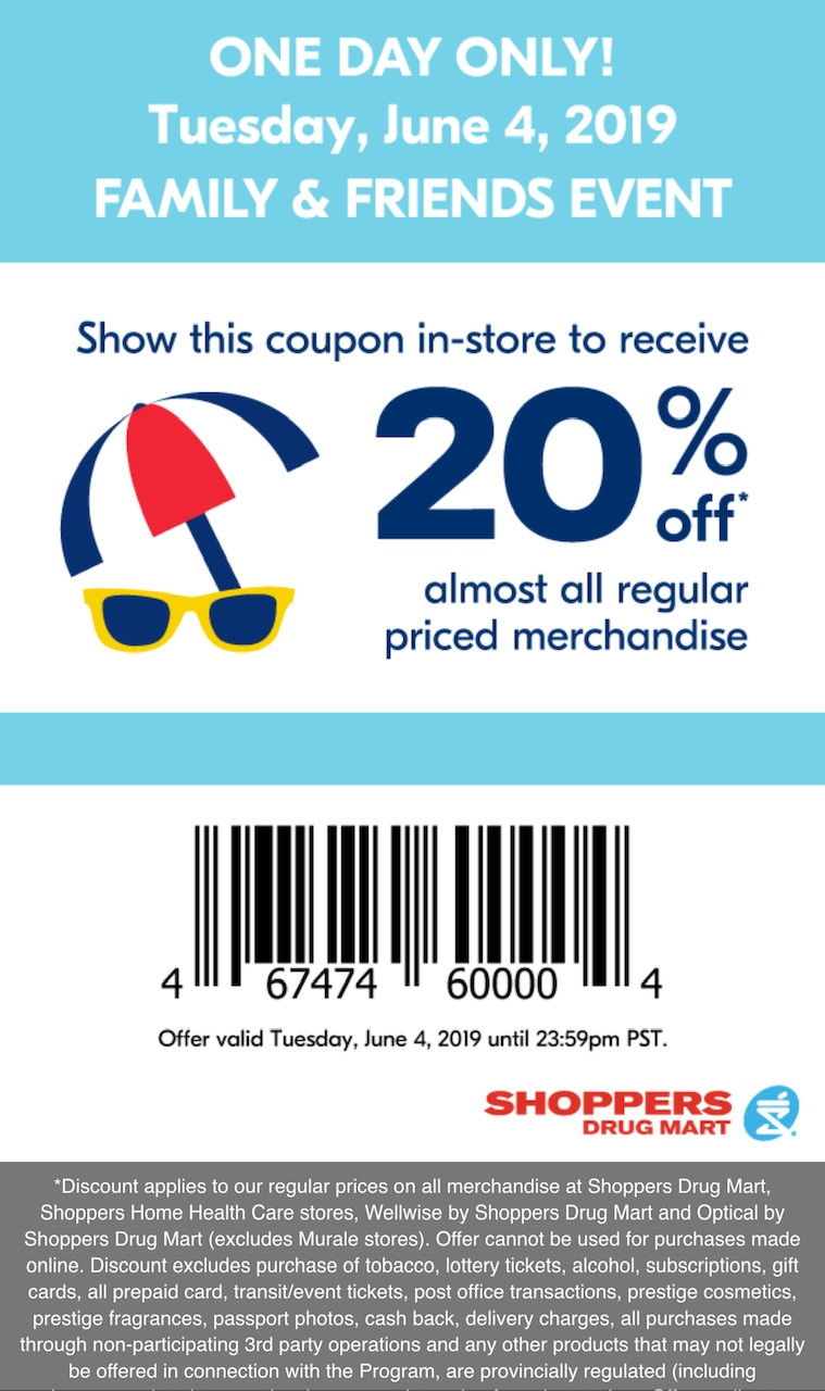 Coupons - Calgary Deals Blog - Free Printable Las Vegas Coupons 2014