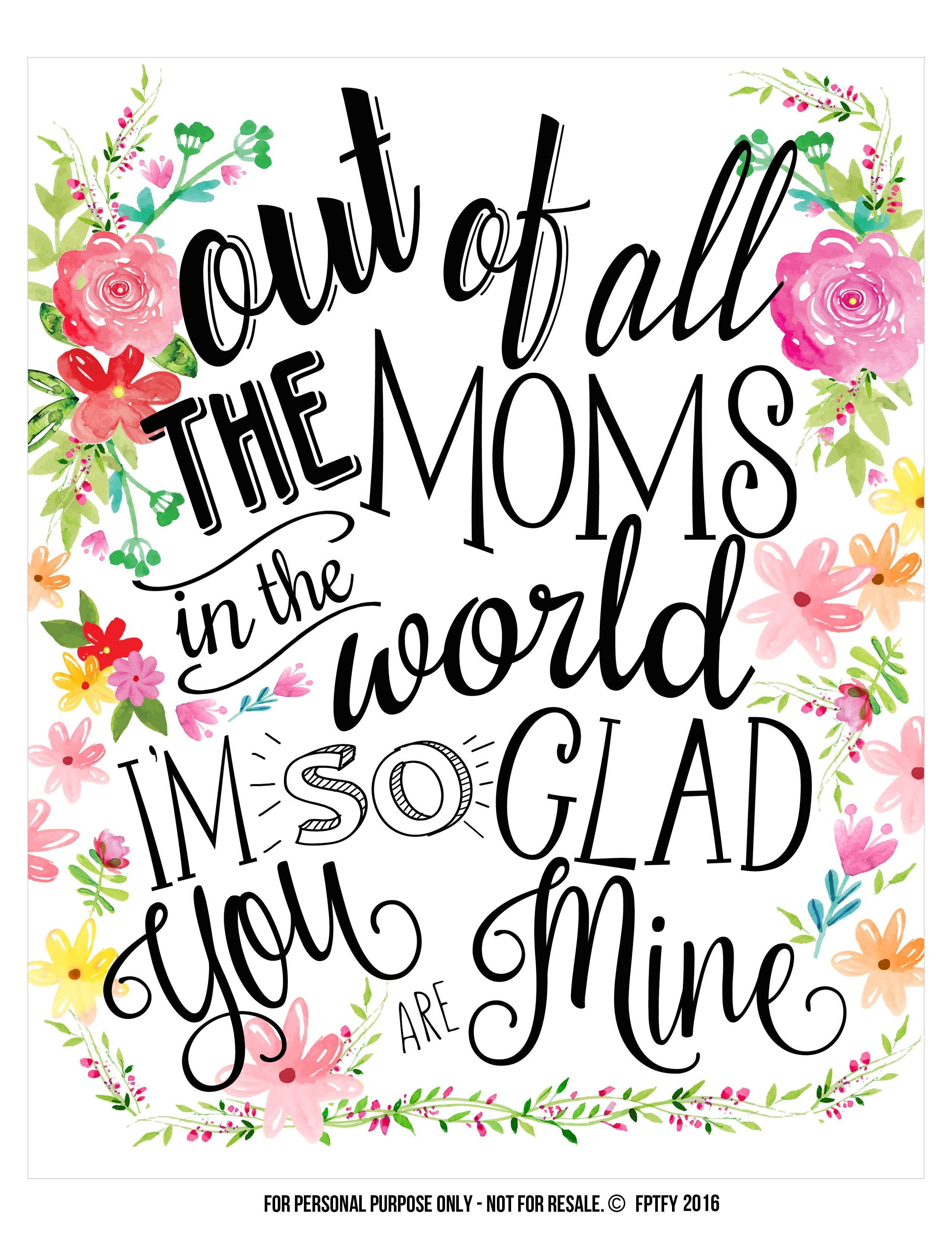 Blue Mountain Mothers Day Cards Design Corral