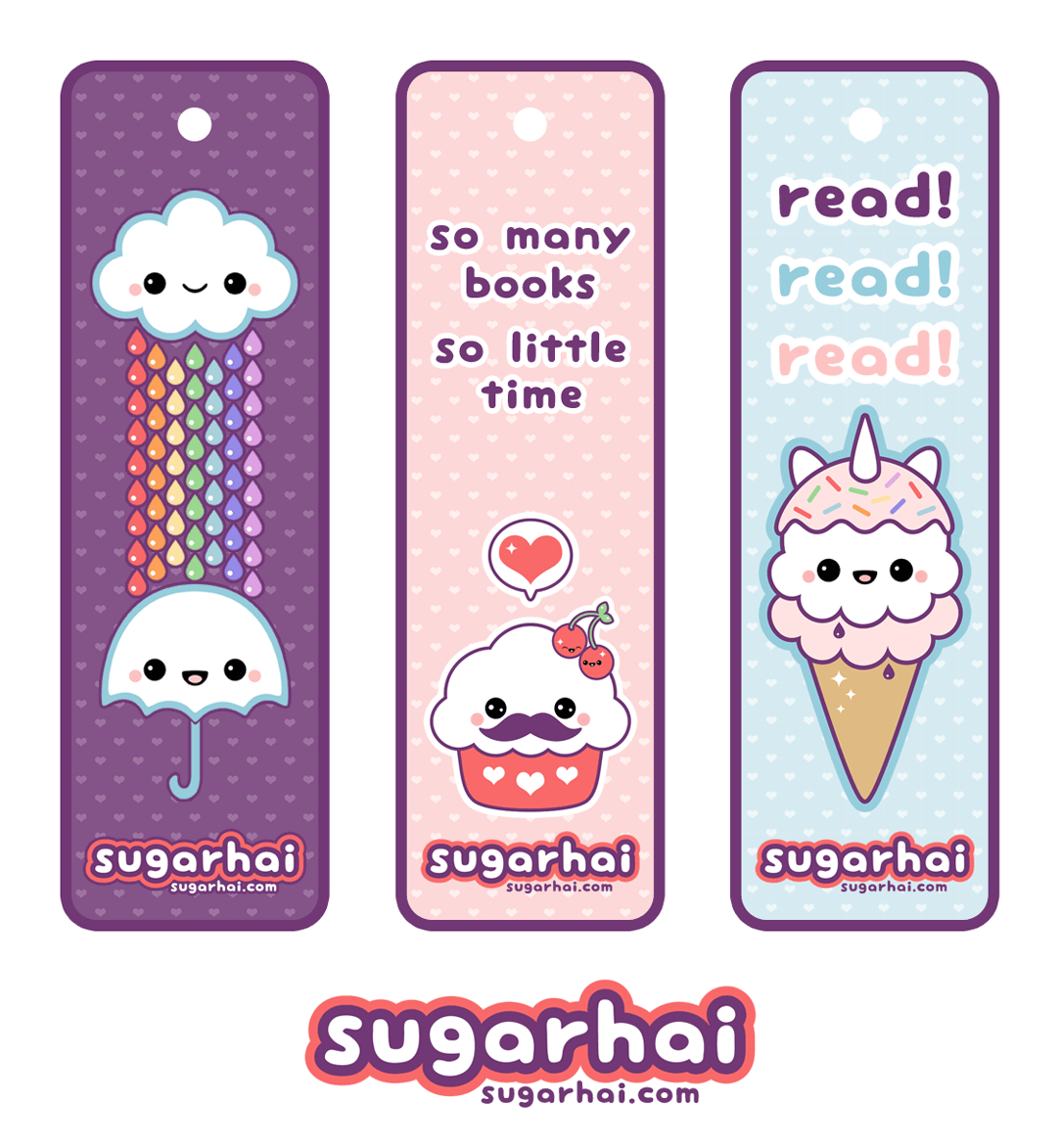 Cute Printable Bookmarks | I Want | Cute Bookmarks, Creative - Free Printable Bookmarks Templates