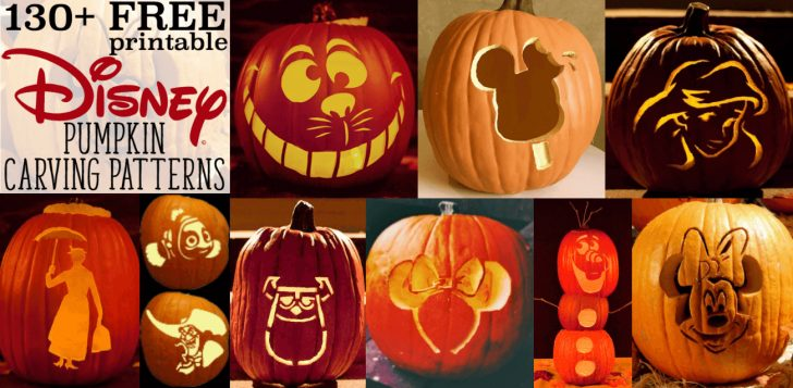 Free Pumpkin Carving Templates Printable