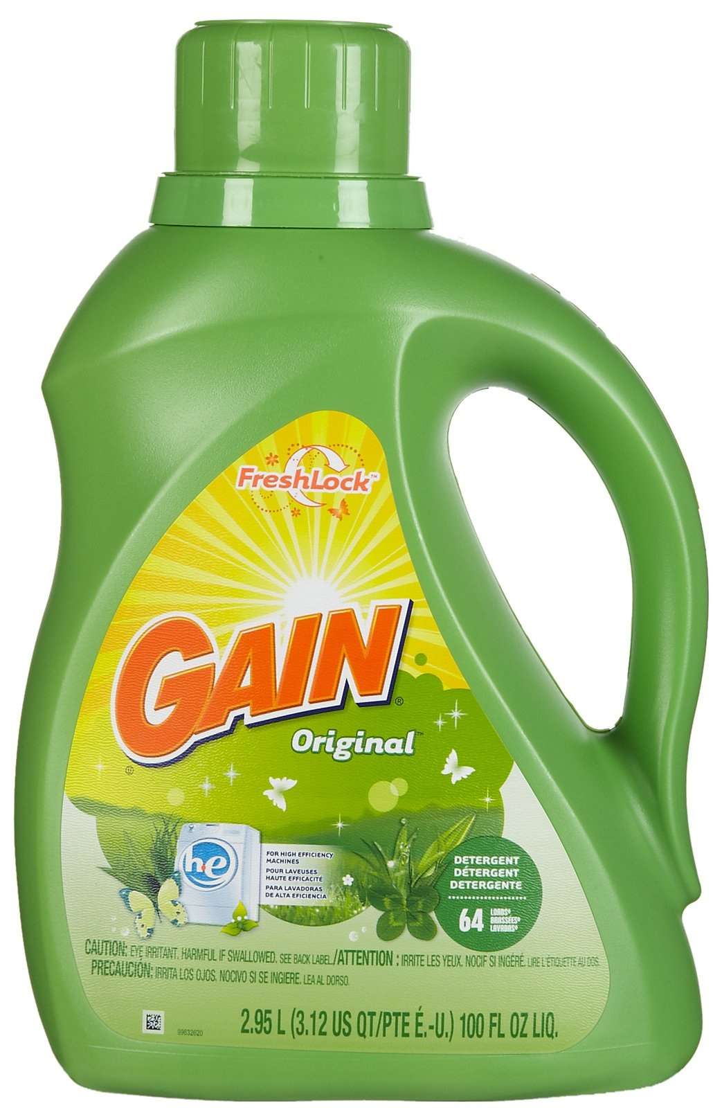 Dollar General: Gain Laundry Detergent Only $2! | Coupon Karma - Free Printable Gain Laundry Detergent Coupons