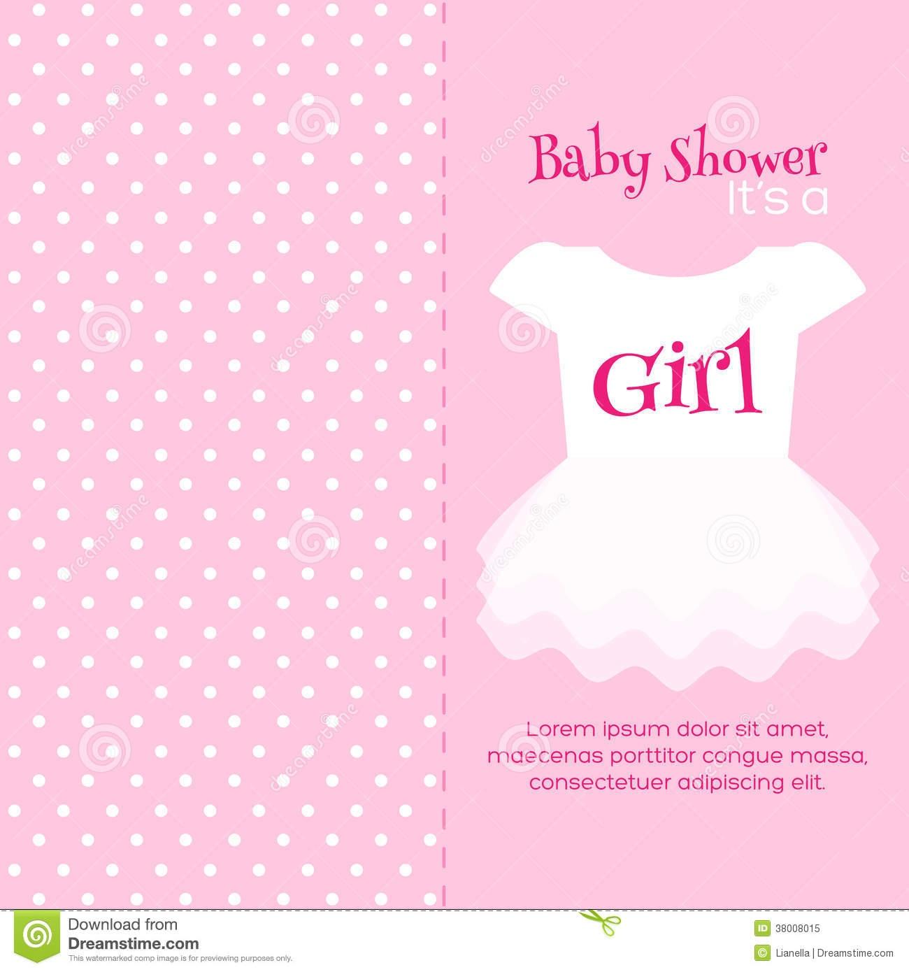 Download Baby Shower Invitation - Tutlin.psstech.co - Free Printable Blank Baby Shower Invitations