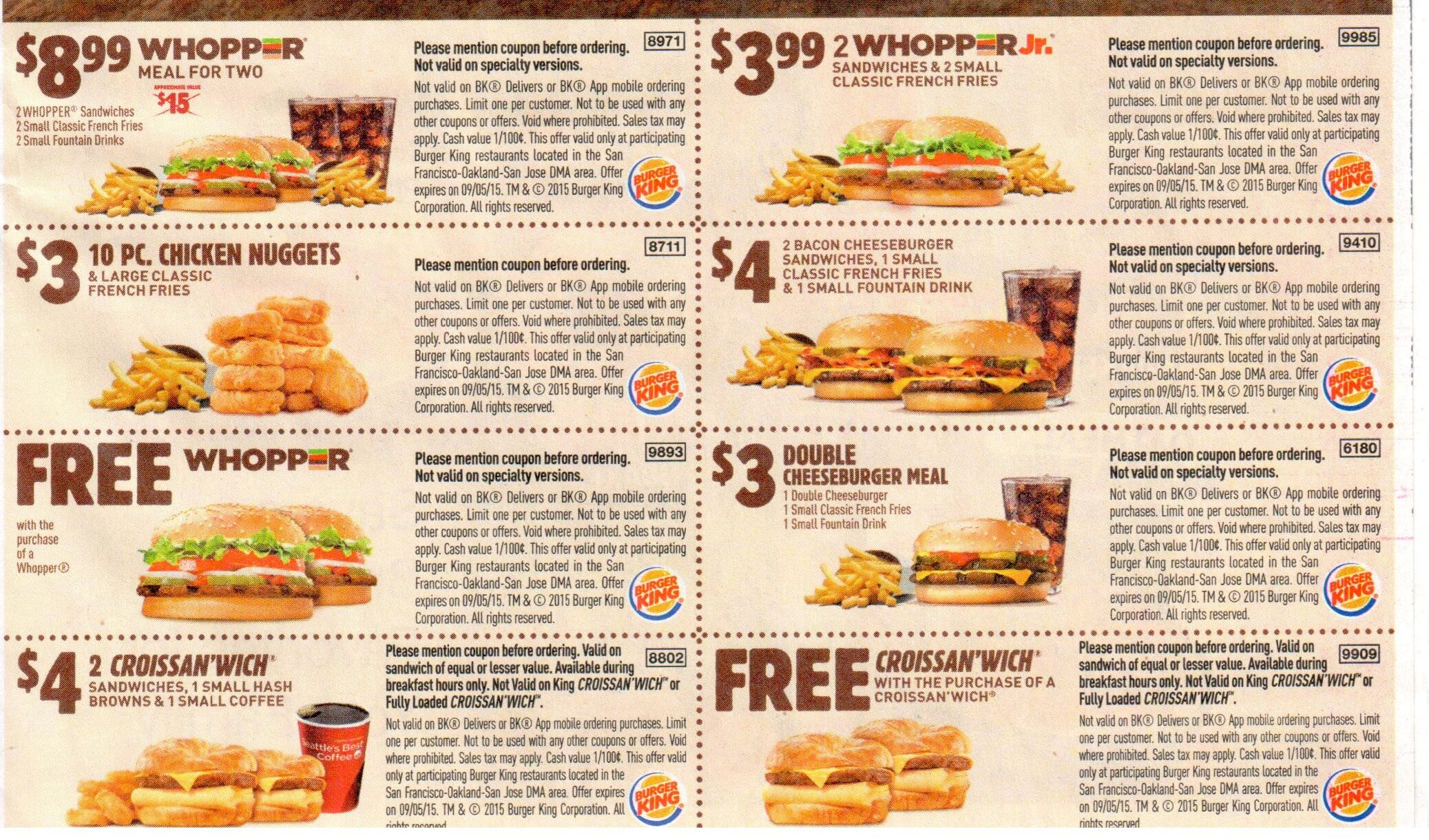 Download-Burger-King-Coupons-2018-Burgers - Burger King Free Coupons Printable