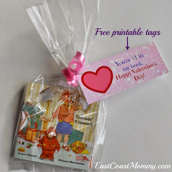 Free Printable Valentine Books