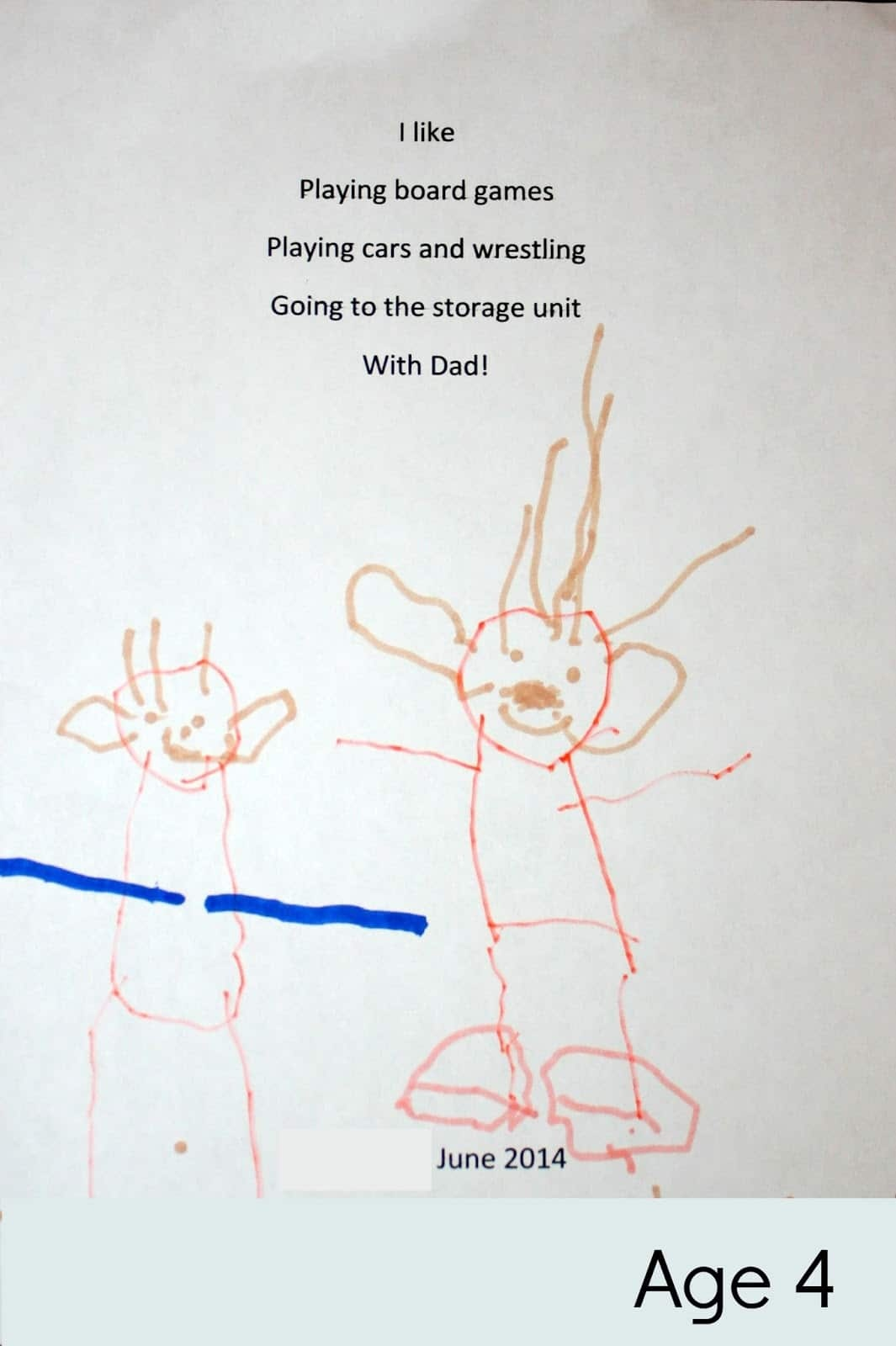 Easy D.i.y. Fathers' Day Gift That Kids Can Make - The Educators - Free Printable Fathers Day Poems For Preschoolers