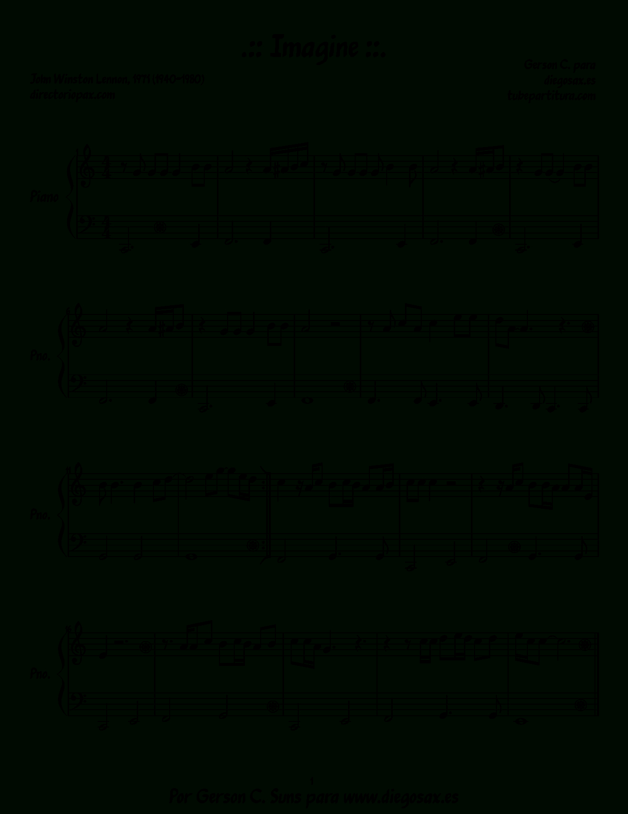 Easy Piano Sheet Music Popular Songs Background 1 Hd Wallpapers - Free Piano Sheet Music Online Printable Popular Songs