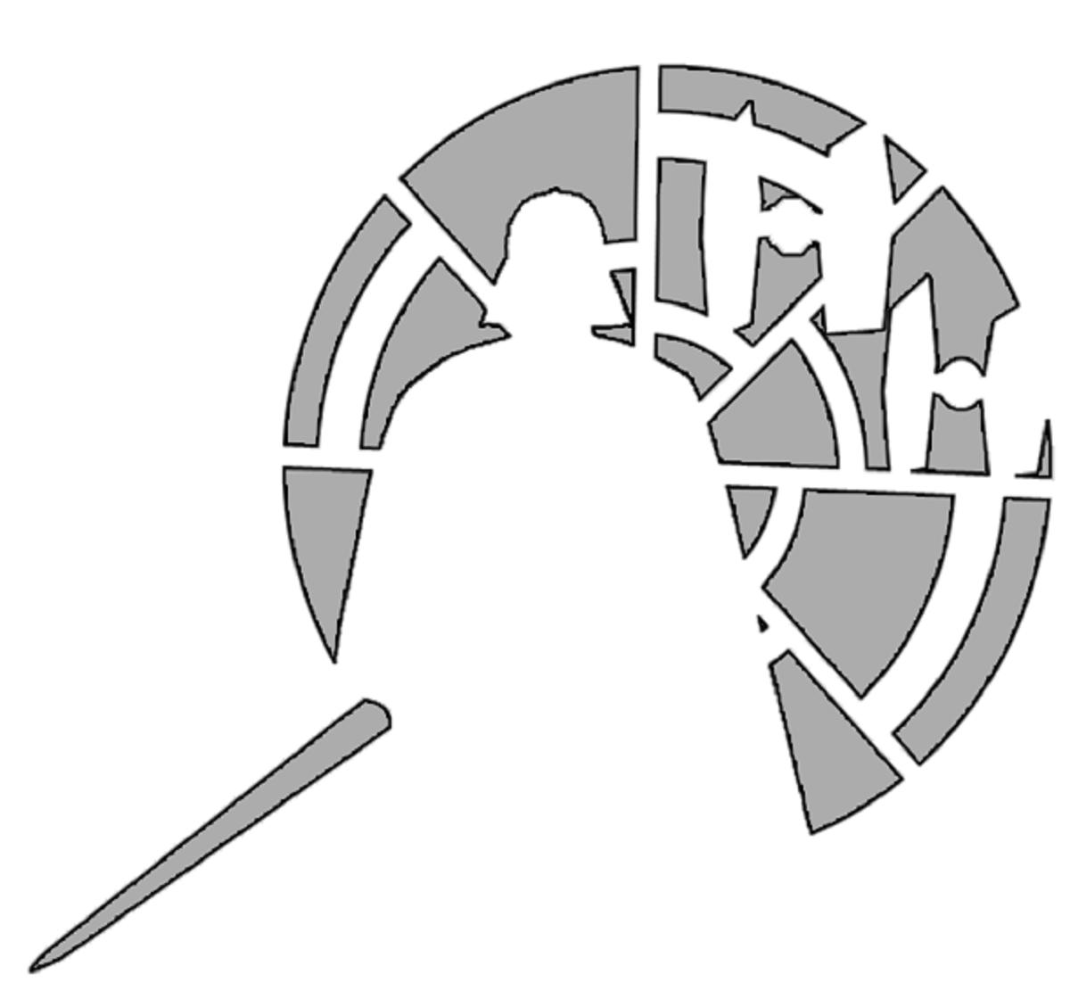 Easy Star Wars Pumpkin Stencils Free Printable - Google Search (Star - Small Pumpkin Stencils Free Printable