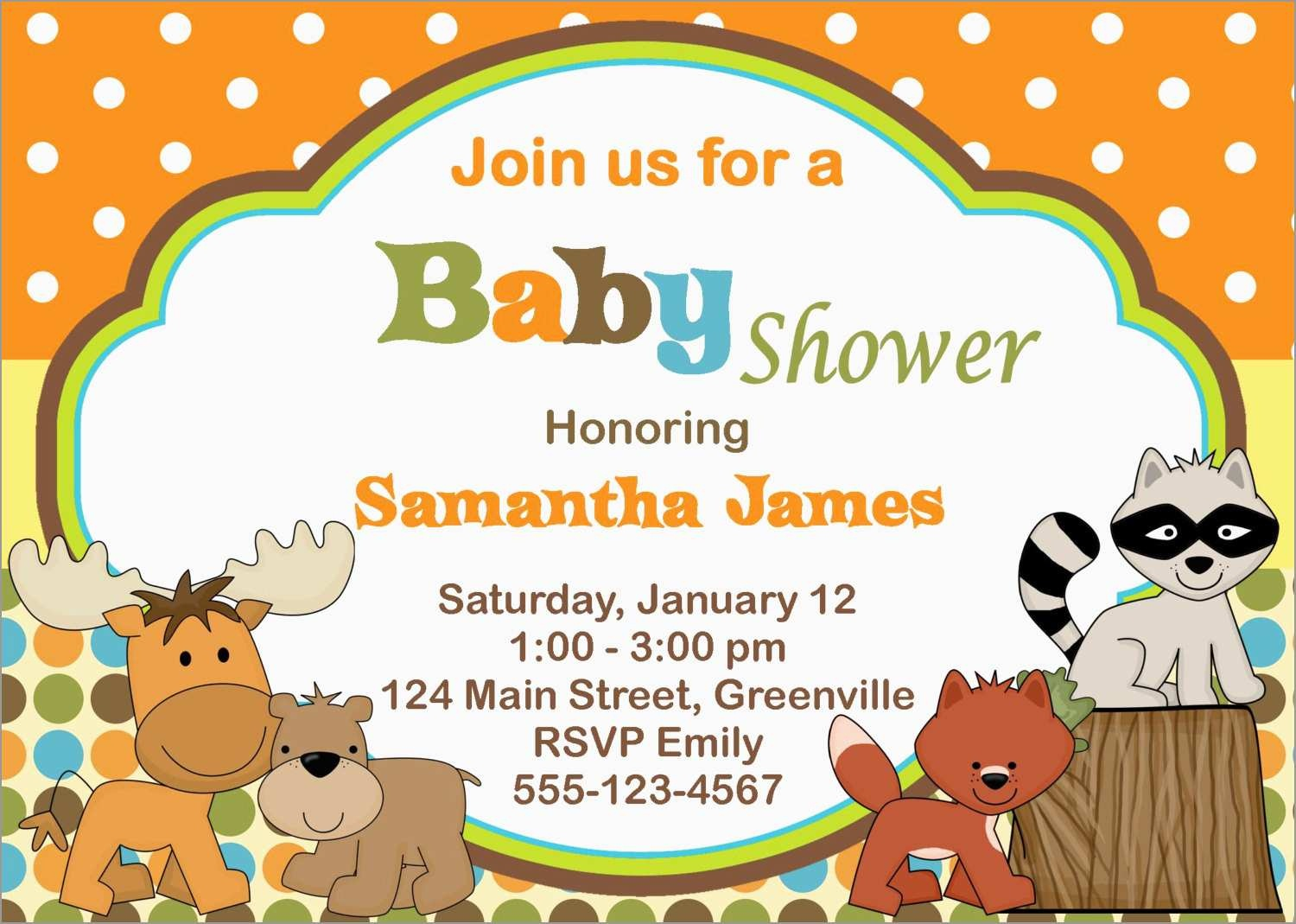 Elegant Free Online Baby Shower Invitations Templates | Best Of Template - Free Baby Shower Invitation Maker Online Printable