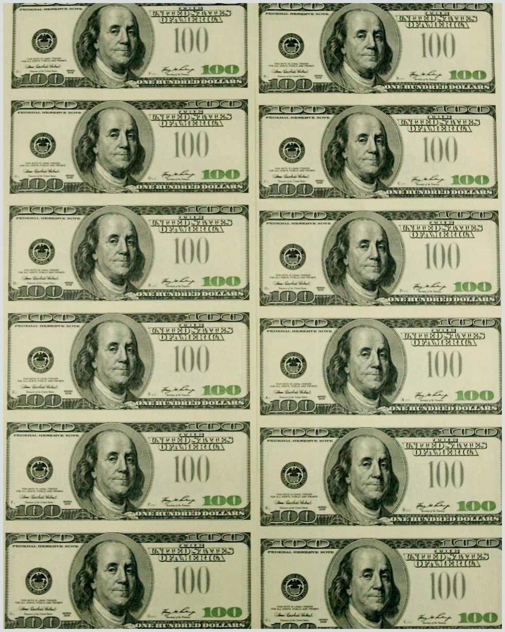 Fake Australian Free Related Print Dollar Template Printable - Free Printable Money