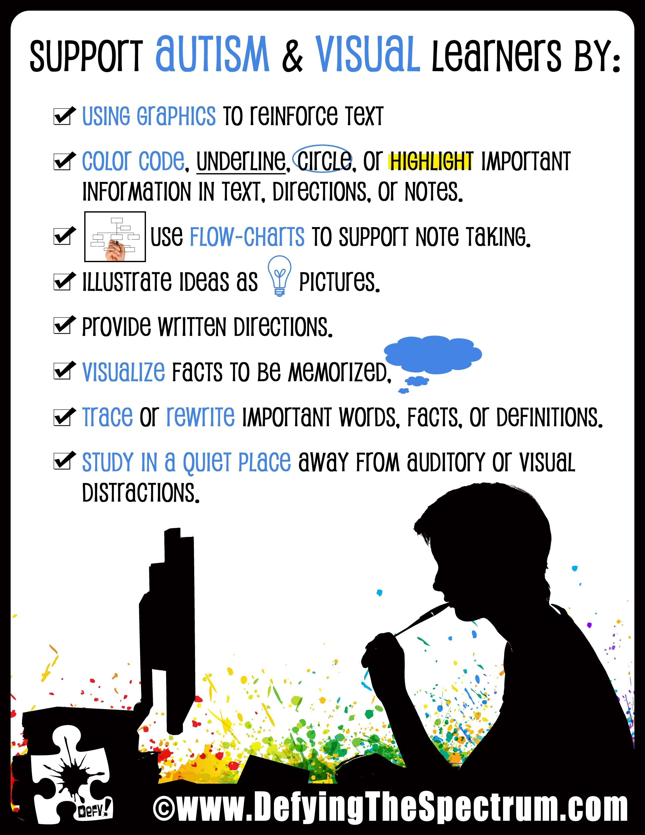 Free Autism Awareness Printables - Free Printable Autism Awareness Posters