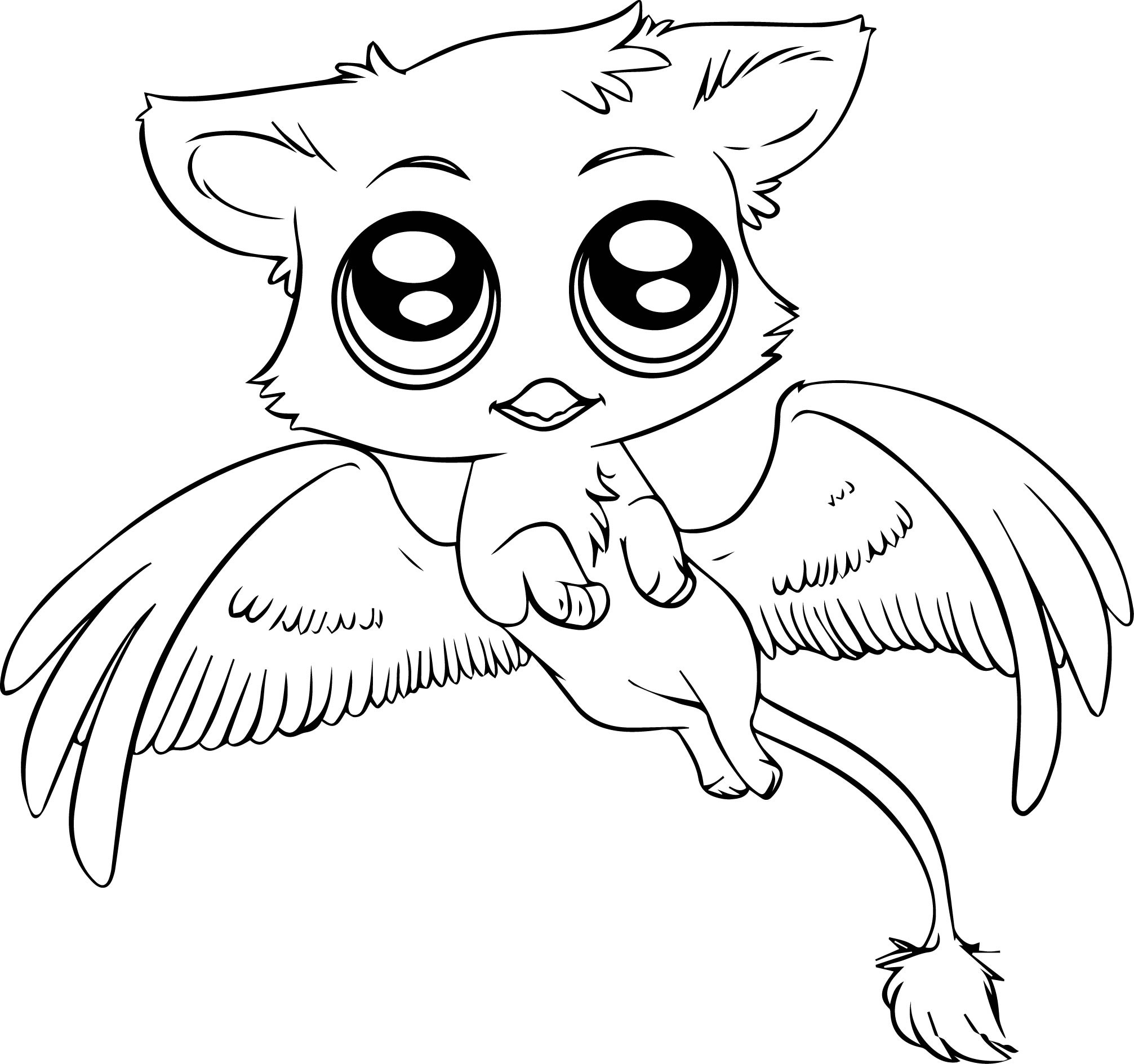 Free Baby Animal Coloring Pages At Getdrawings | Free For - Free Printable Pictures Of Baby Animals