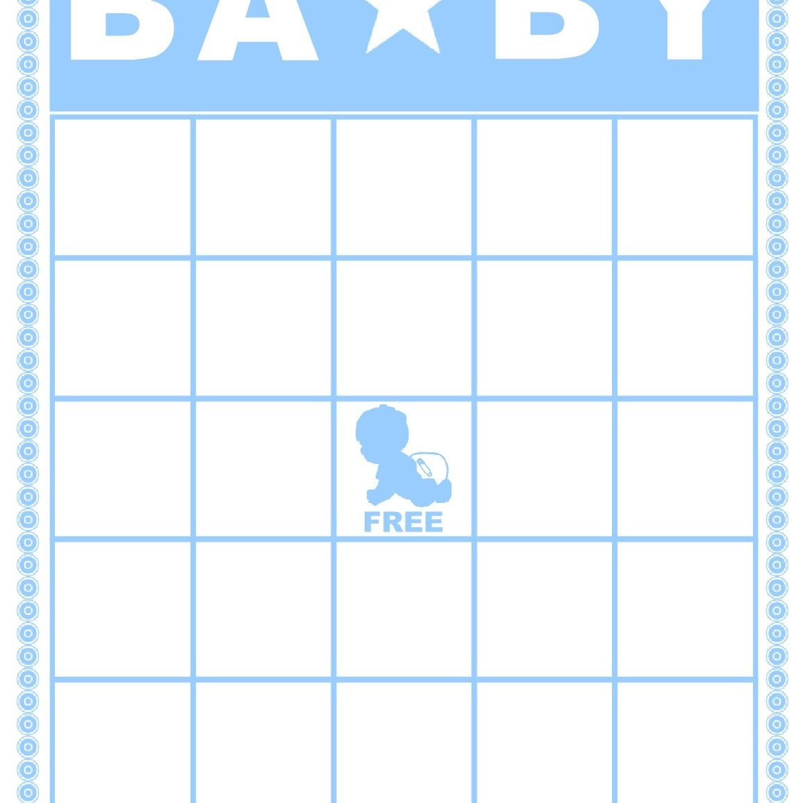 Free Baby Shower Bingo Cards Your Guests Will Love - Printable Baby Shower Bingo Games Free