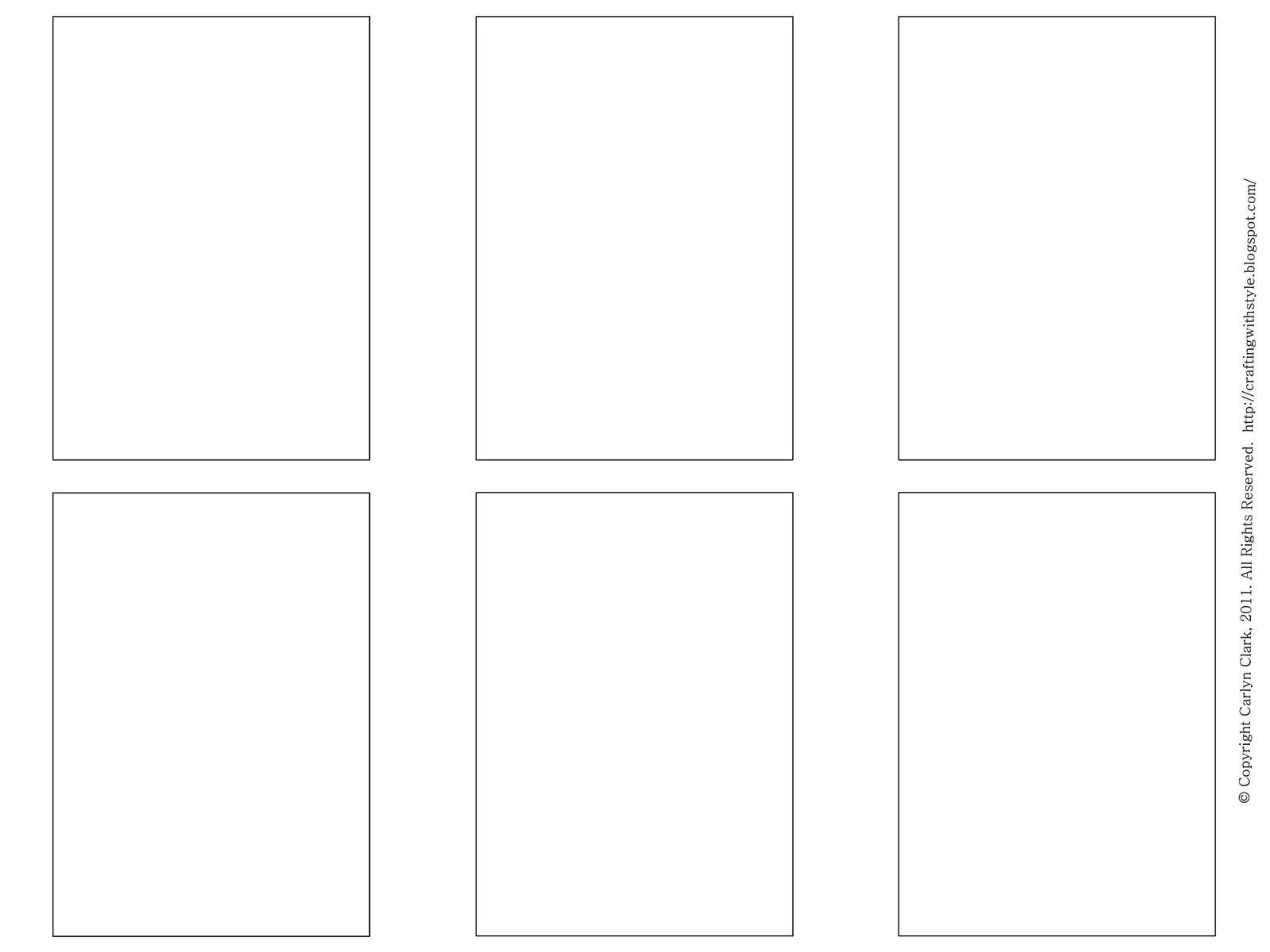 Free Blank Business Card Templates | Free Atc Templates And Artwork - Free Printable Business Card Templates For Teachers