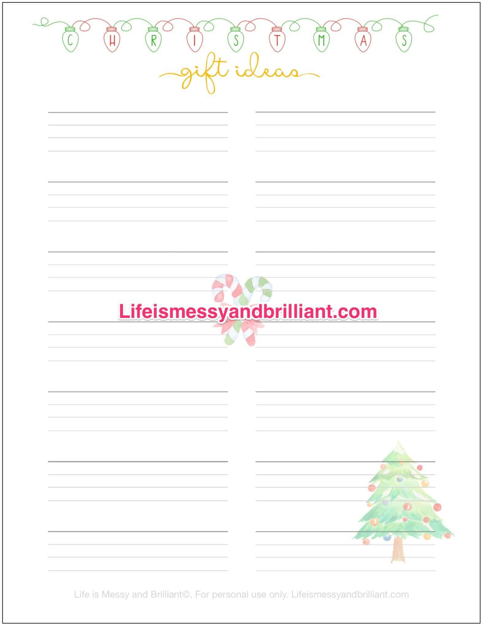 Free Bullet Journal Printables - Free Printable Journal Templates