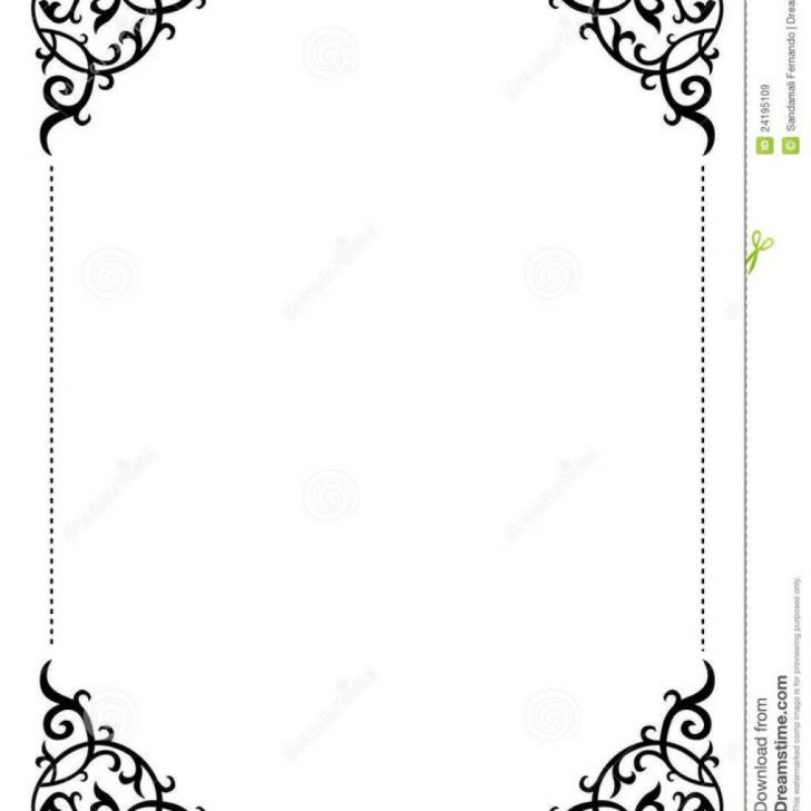 Free Printable Wedding Clipart Borders