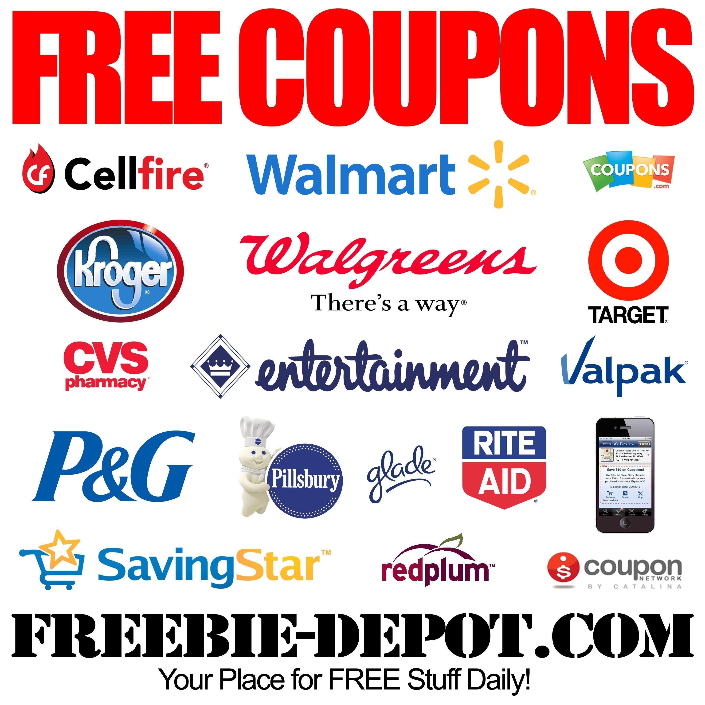 Free Coupons - Free Printable Coupons - Free Grocery Coupons - Free Sample Coupons Printable