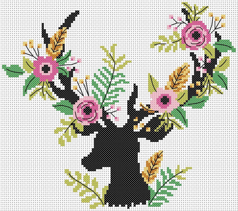 Free Cross-Stitch Patterns — Dmc Philippines | Cross Stitch Patterns - Free Printable Modern Cross Stitch Patterns