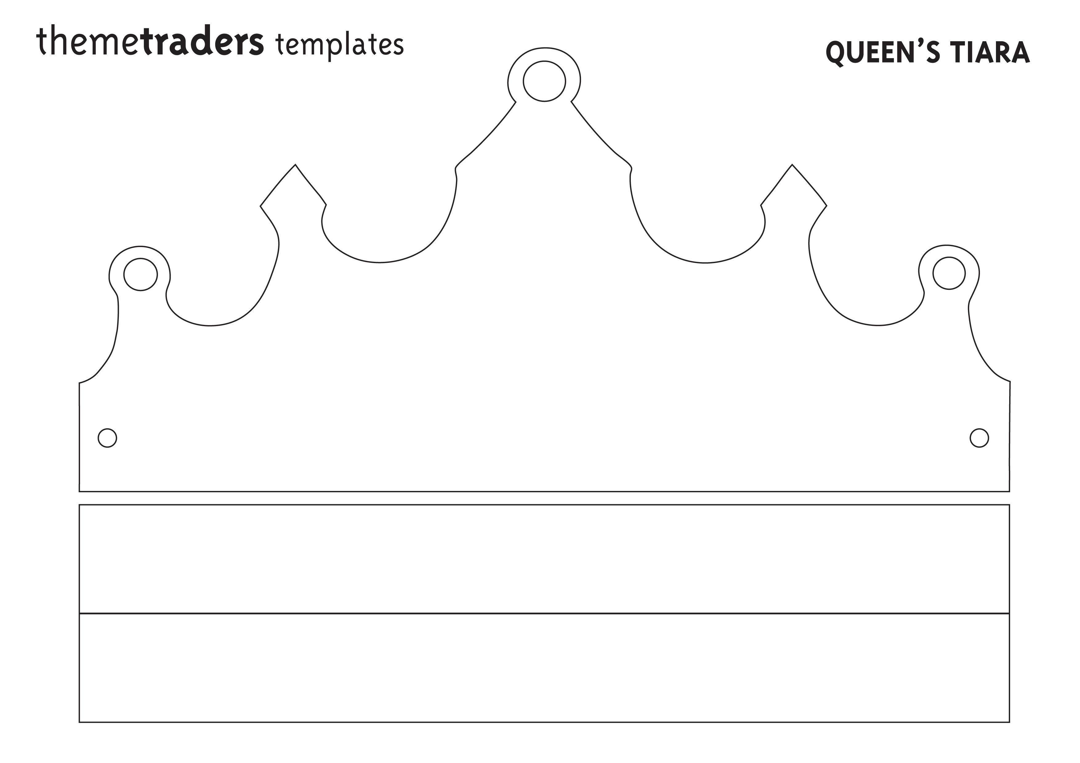 Free Crown Template, Download Free Clip Art, Free Clip Art On - Free Printable Crown