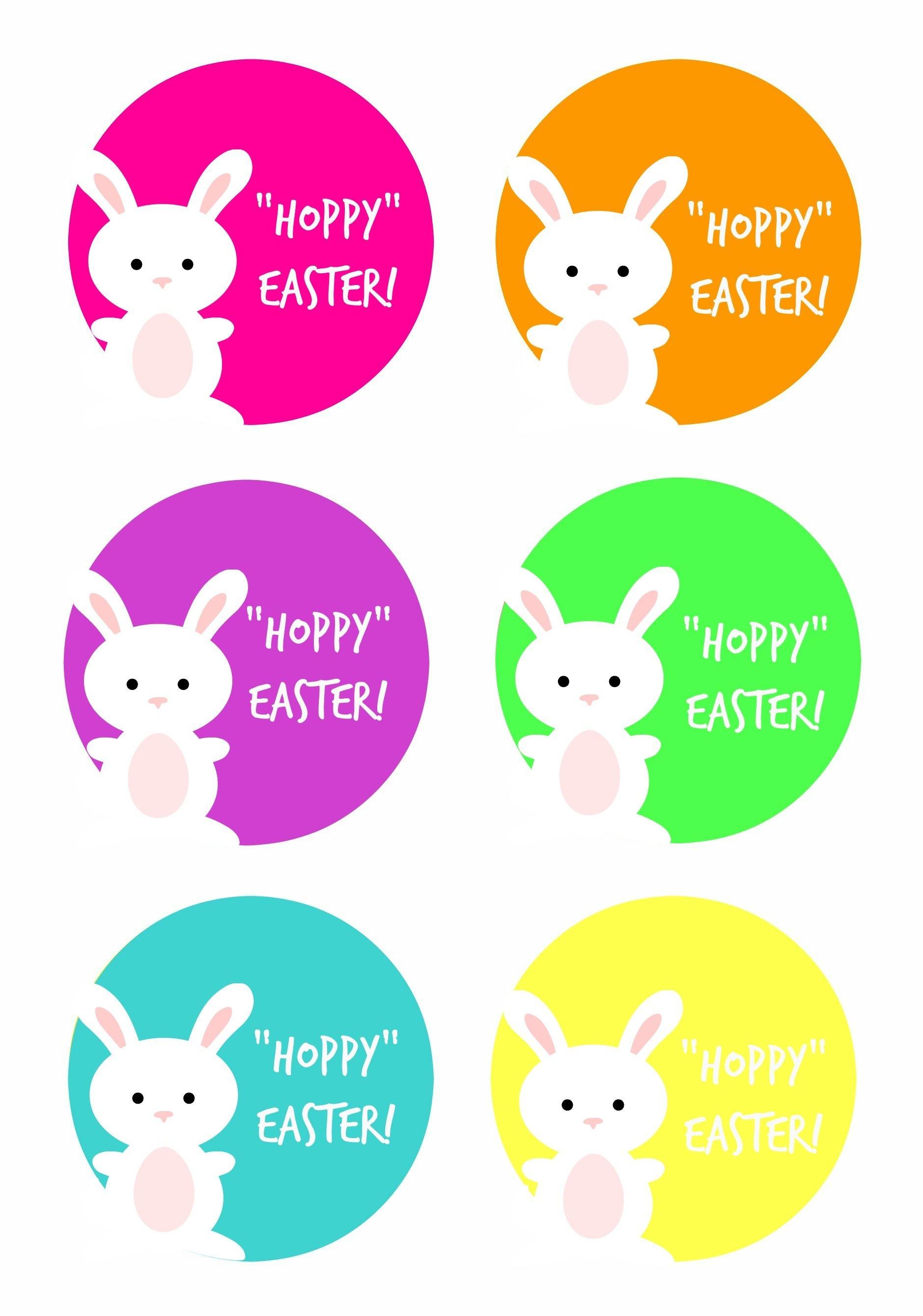 Free Easter Gift Tag Printable   Free Printables!   Gift Tags - Free Printable Easter Tags