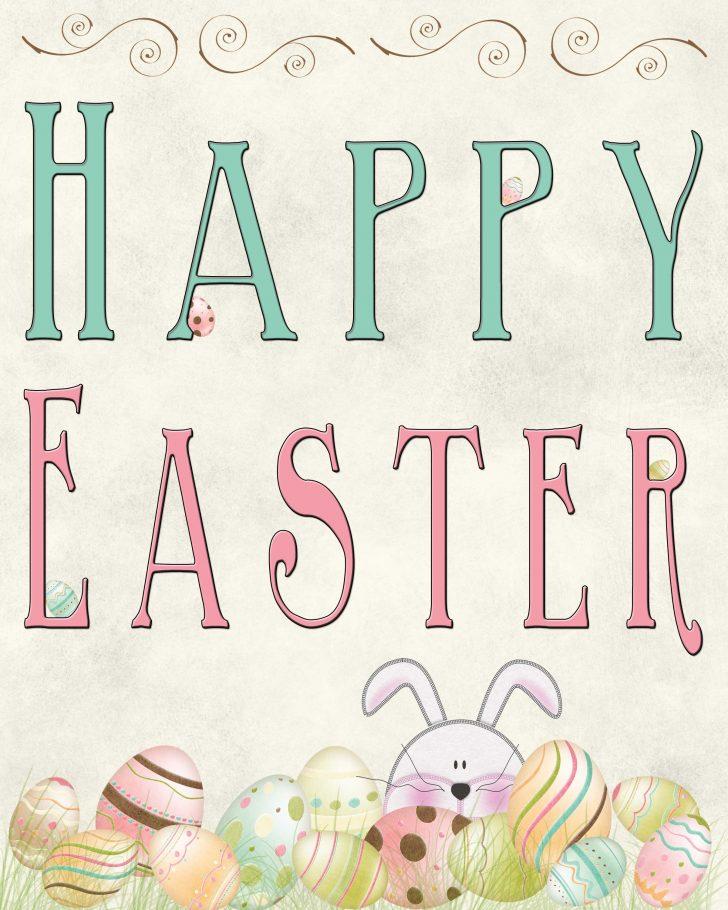 Free Printable Easter Cards For Grandchildren