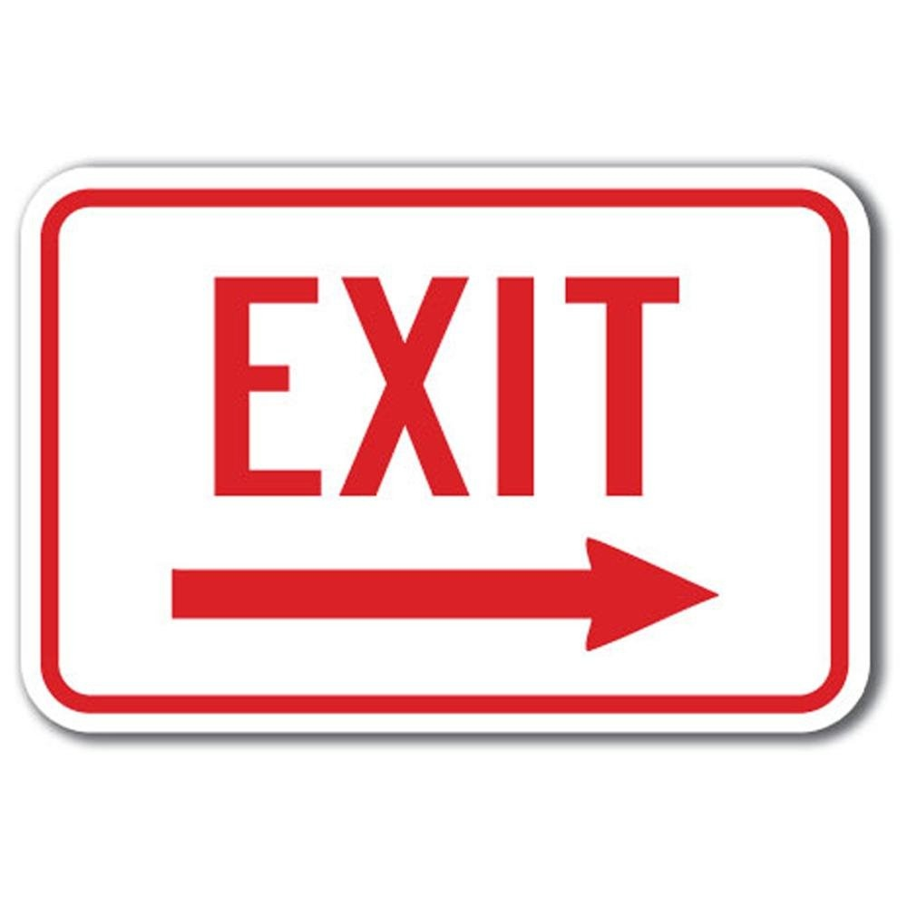 Free Exit Signs Pictures, Download Free Clip Art, Free Clip Art On - Free Printable Exit Signs