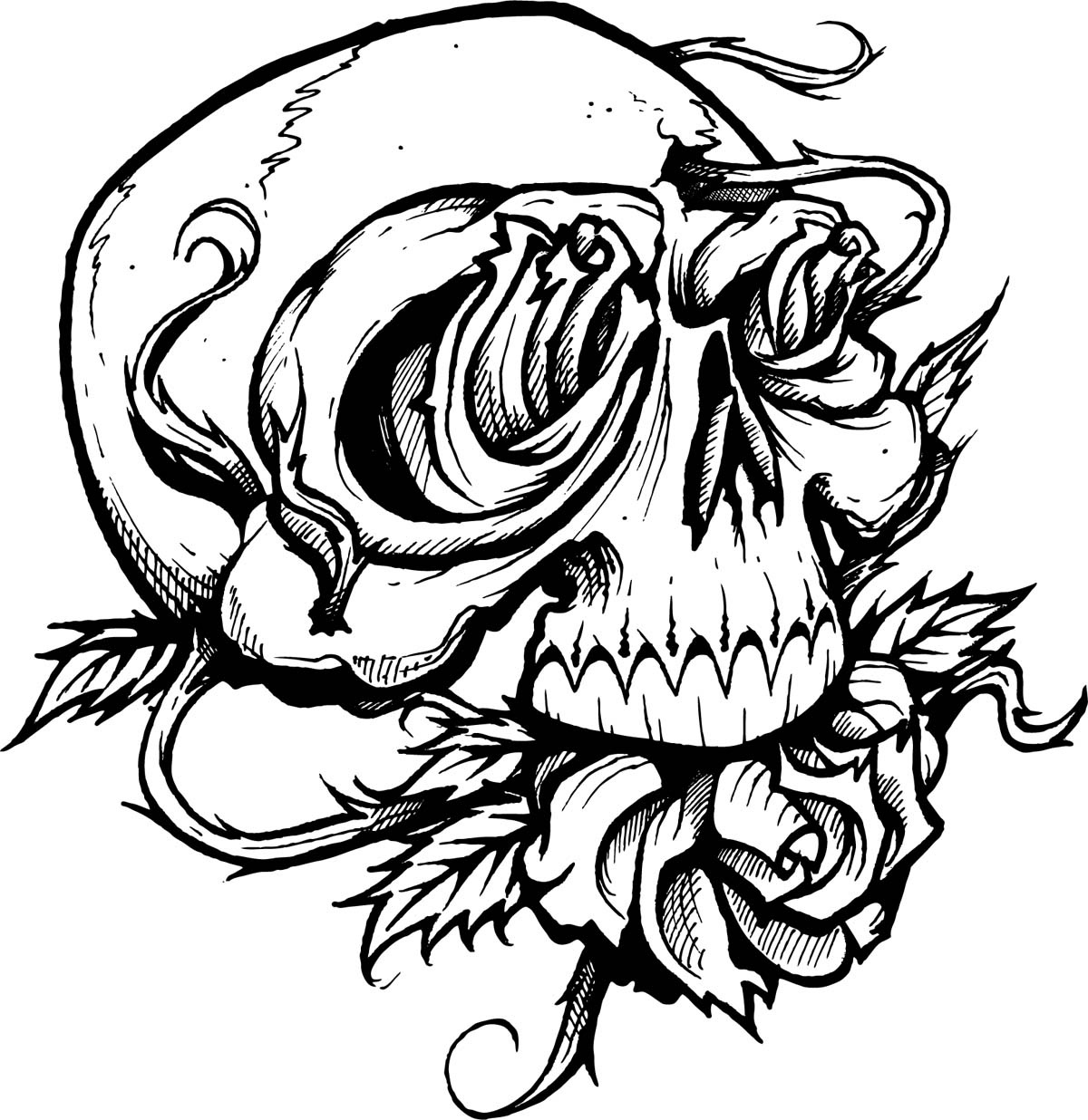 Free Free Tattoo Flash Art To Print, Download Free Clip Art, Free - Free Printable Tattoo Flash