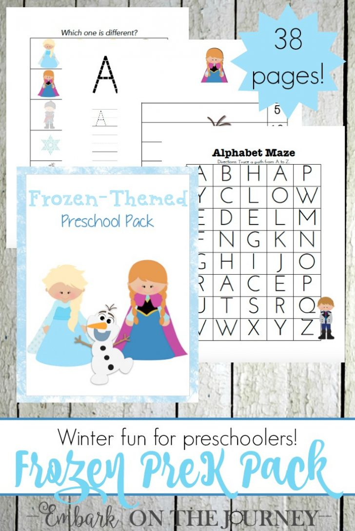 Free Printable Learning Pages