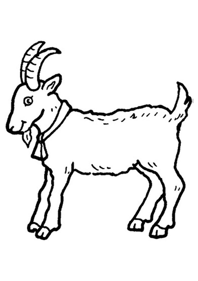 Free Goat Pictures For Children, Download Free Clip Art, Free Clip - Three Billy Goats Gruff Masks Printable Free