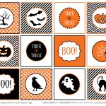 Free Halloween Printables From Parteprints | Catch My Party   Free Printable Halloween Labels