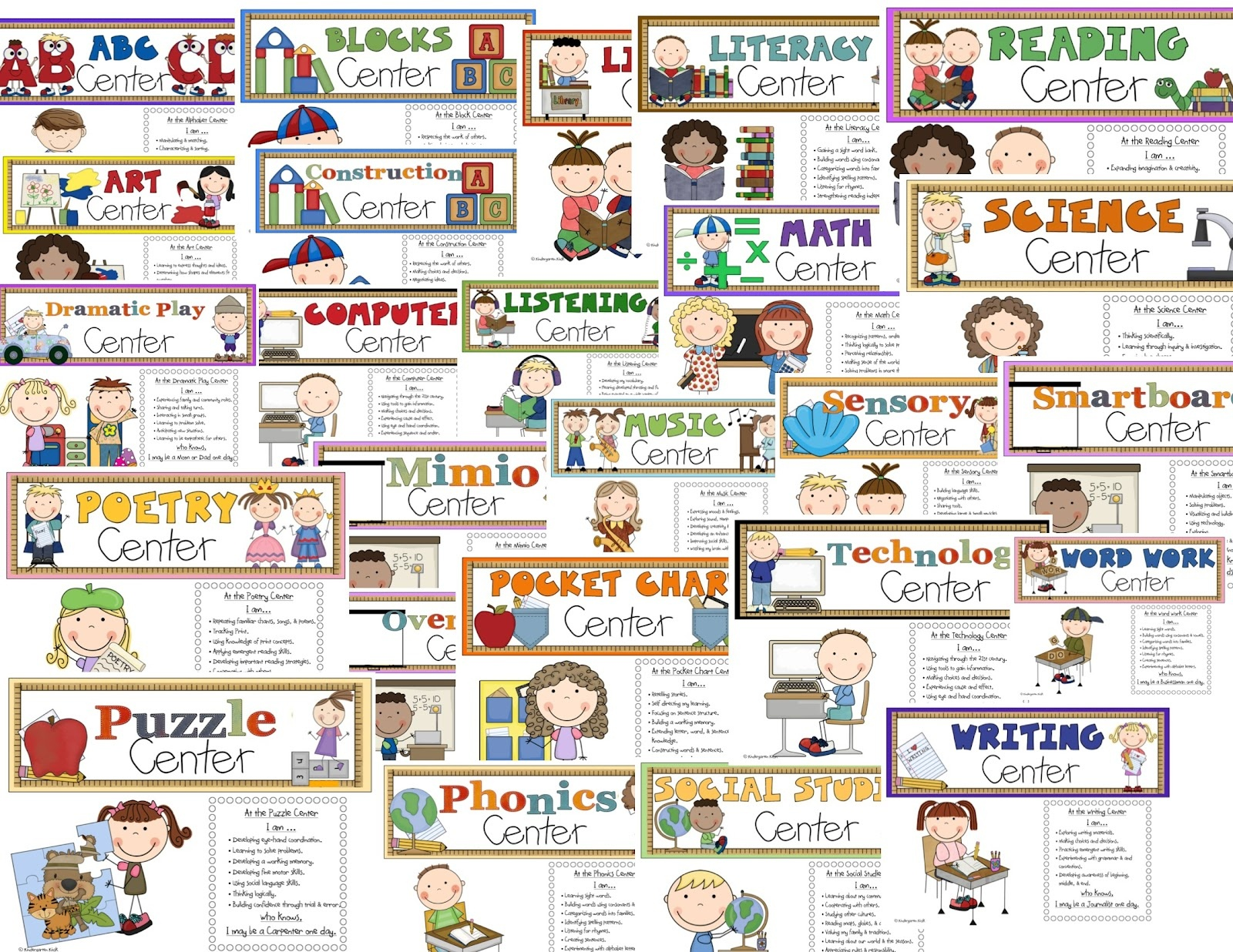 Free Learning Center Cliparts, Download Free Clip Art, Free Clip Art - Free Printable Learning Center Signs