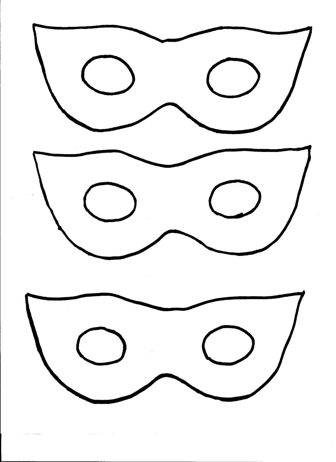 Free Mask Templates, Download Free Clip Art, Free Clip Art On - Free Printable Superhero Masks
