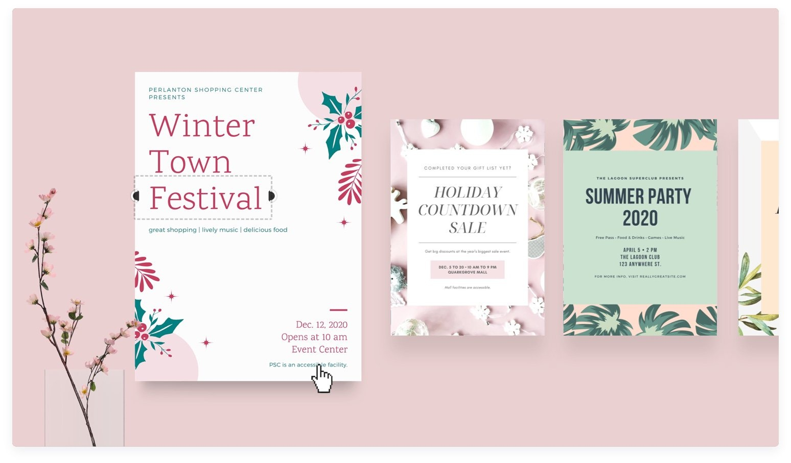 Free Online Flyer Maker: Design Custom Flyers With Canva - Free Printable Flyer Maker