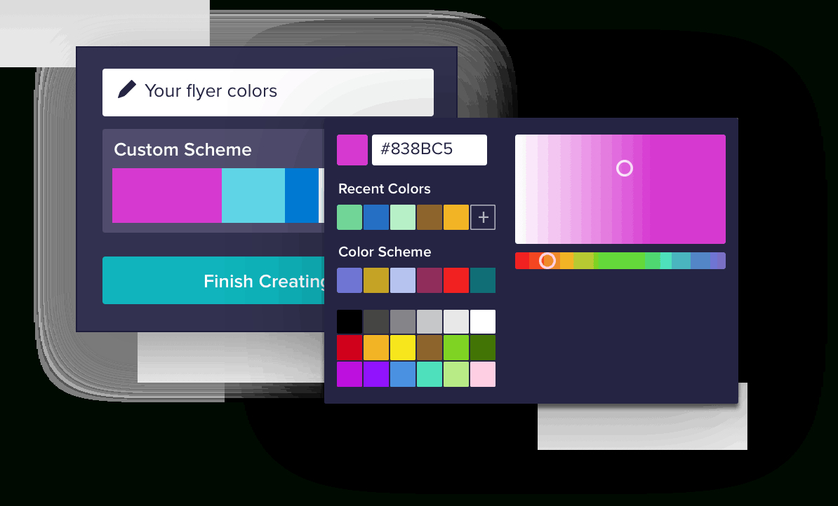 Free Online Flyer Maker | Piktochart - Design Your Own Poster Free Printable