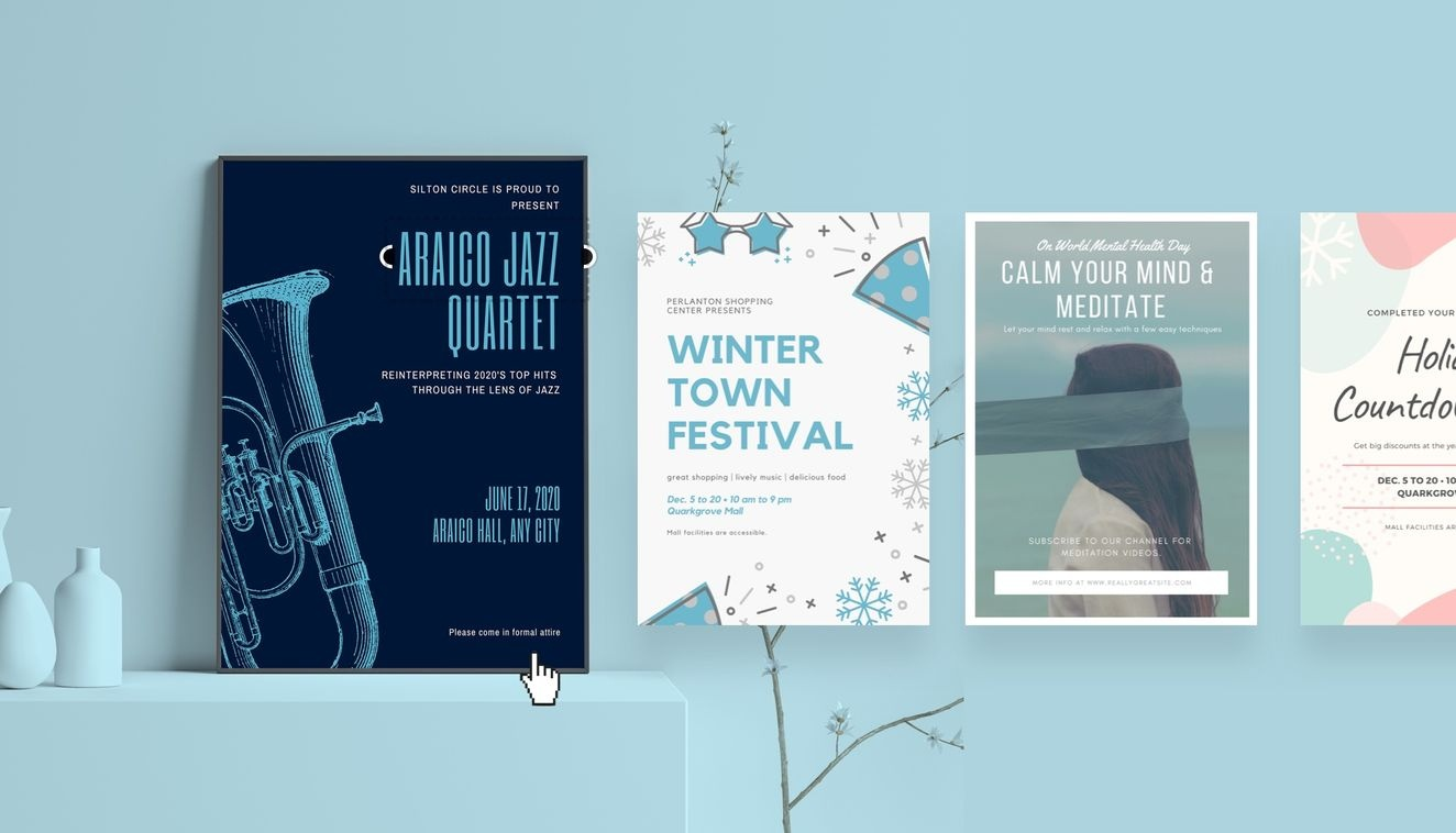 Free Online Poster Maker: Design Stunning Posters In Canva - Make Posters Online Free Printable