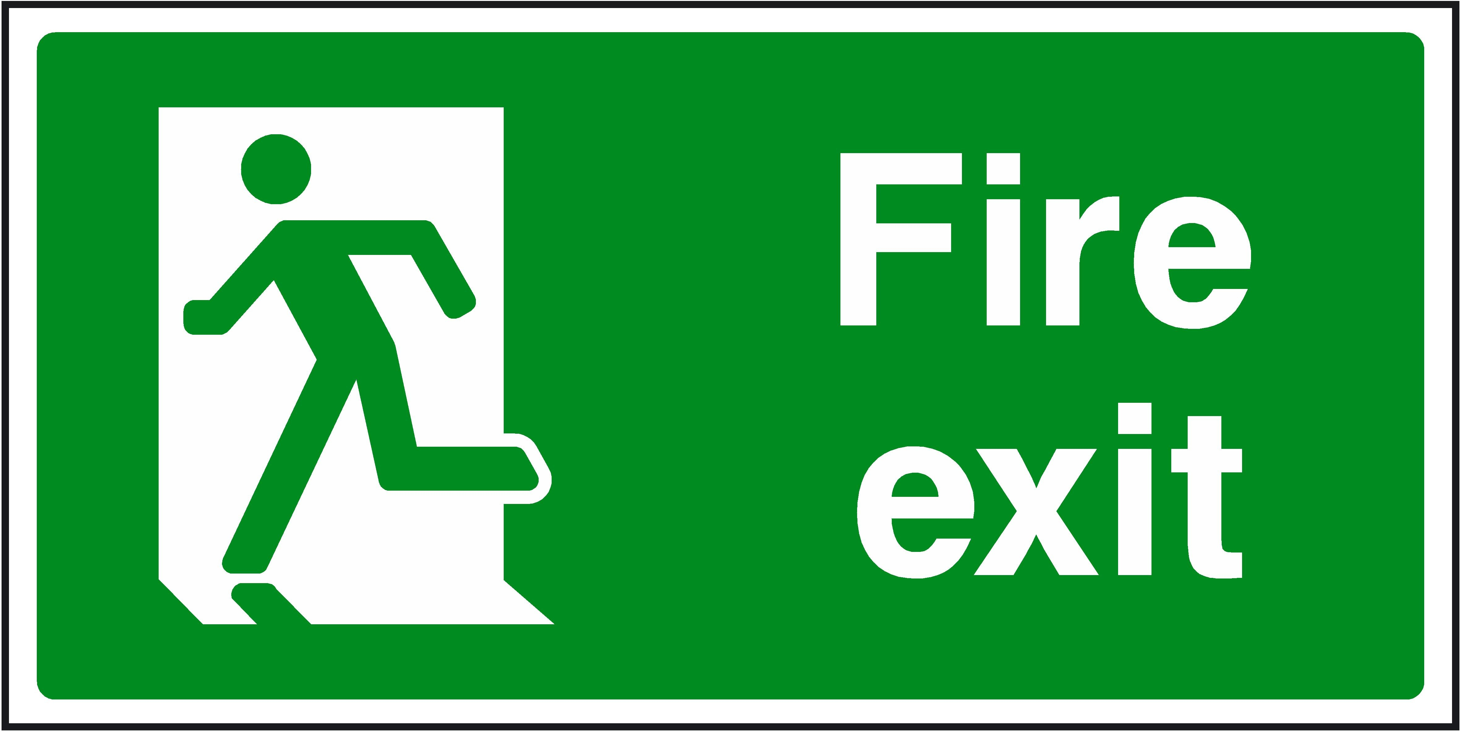 Free Pictures Of Exit Signs, Download Free Clip Art, Free Clip Art - Free Printable Not An Exit Sign