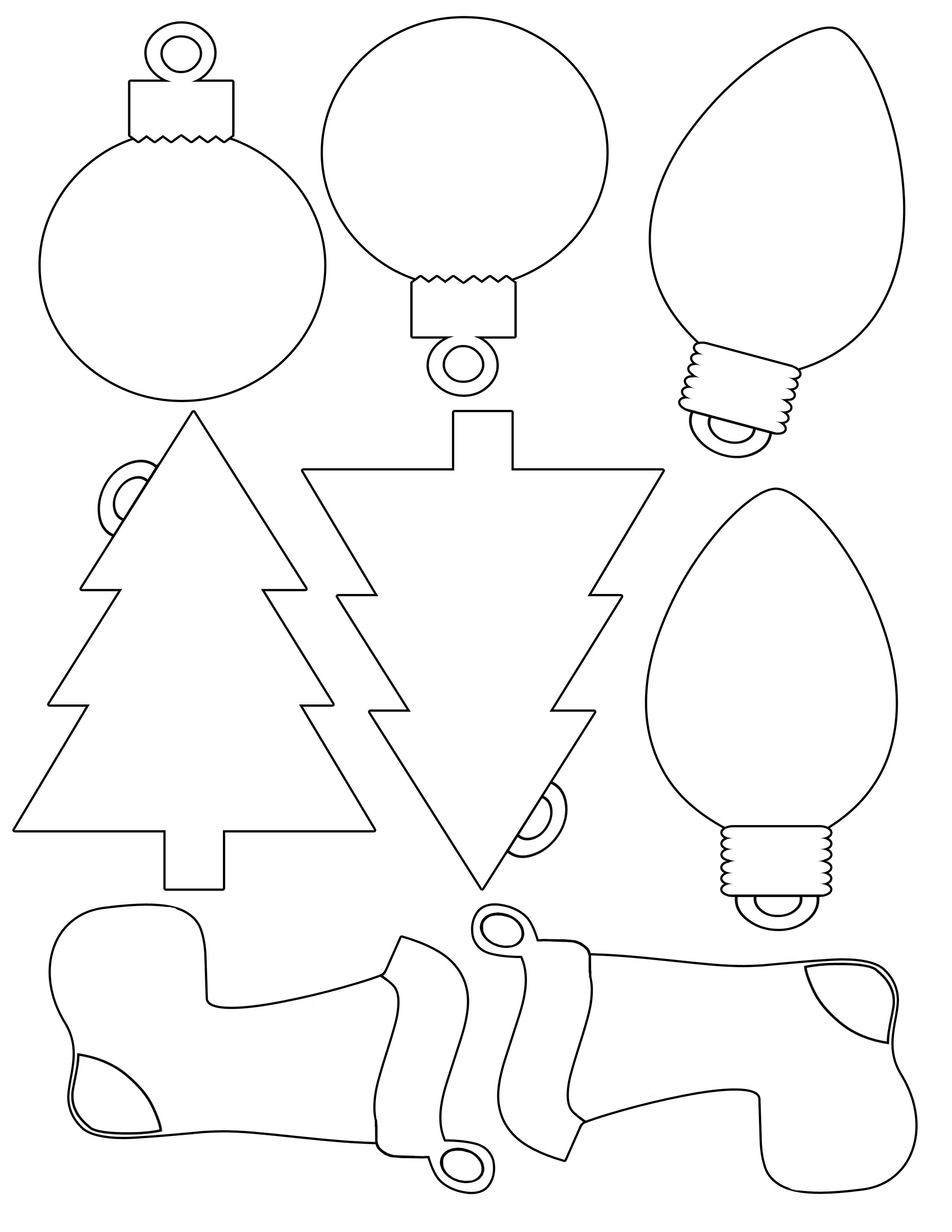 Free Pin Gift Tag Templates! Click On Image And Save To Your Folder - Free Shape Templates Printable