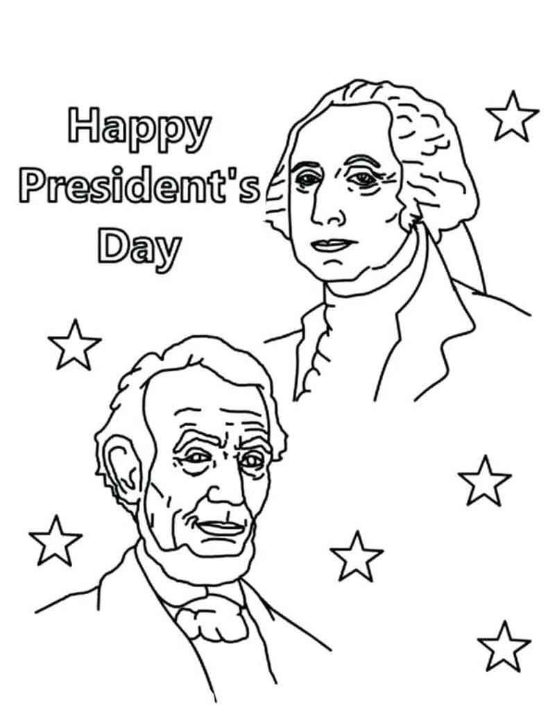 Free Presidents Day Worksheets - Printable Coloring Sheets - Free Printable Presidents Day Worksheets