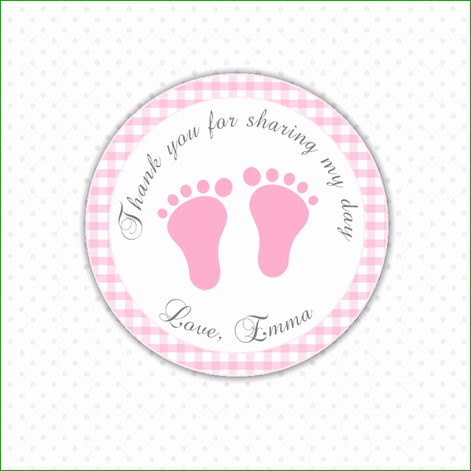 Free Printable Baby Shower Favor Tags (71+ Images In Collection) Page 2 - Free Printable Baby Shower Favor Tags