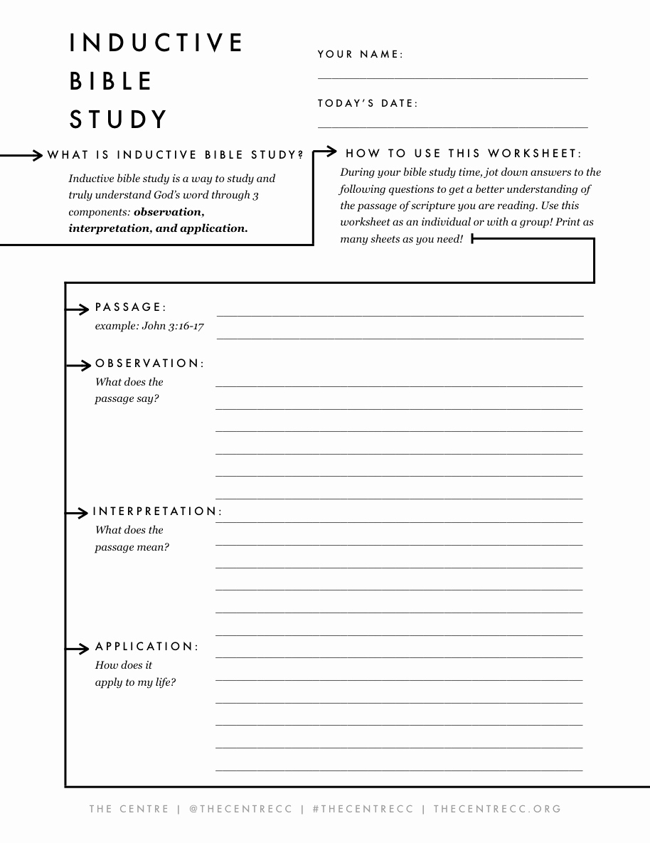 Free Printable Bible Studies – Rtrs.online - Bible Lessons For Adults Free Printable