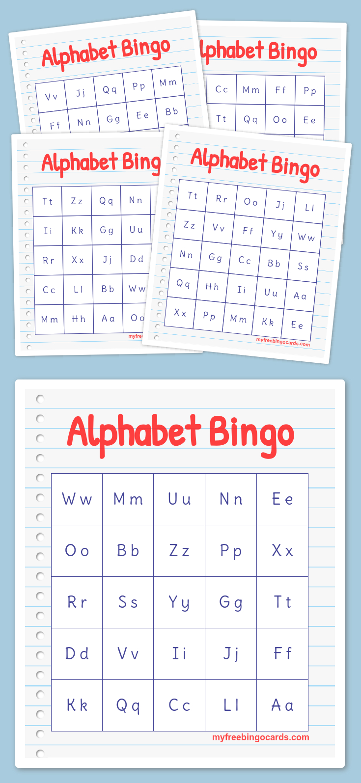 Free Printable Bingo Cards | I Can Read | Free Printable Bingo Cards - Free Printable Bingo Cards With Numbers