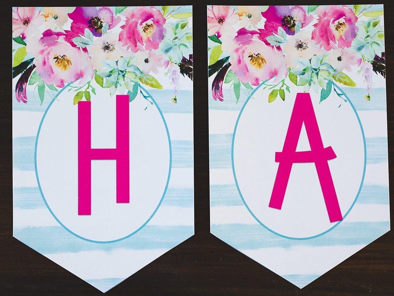 Free Printable Birthday Banner   Mom 70Th   Printable Birthday - Free Printable Happy Birthday Banner