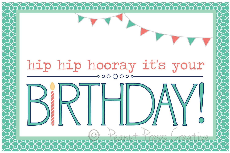 Free Printable Birthday Card Maker - Tutlin.psstech.co - Make Your Own Printable Birthday Cards Online Free