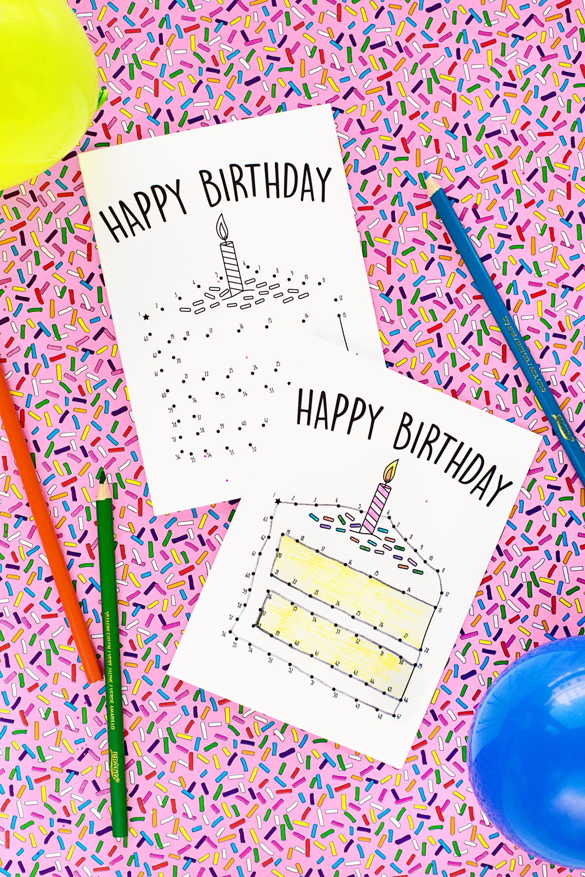 Free Printable Birthday Cards For Kids - Studio Diy - Free Printable Birthday Cards For Kids