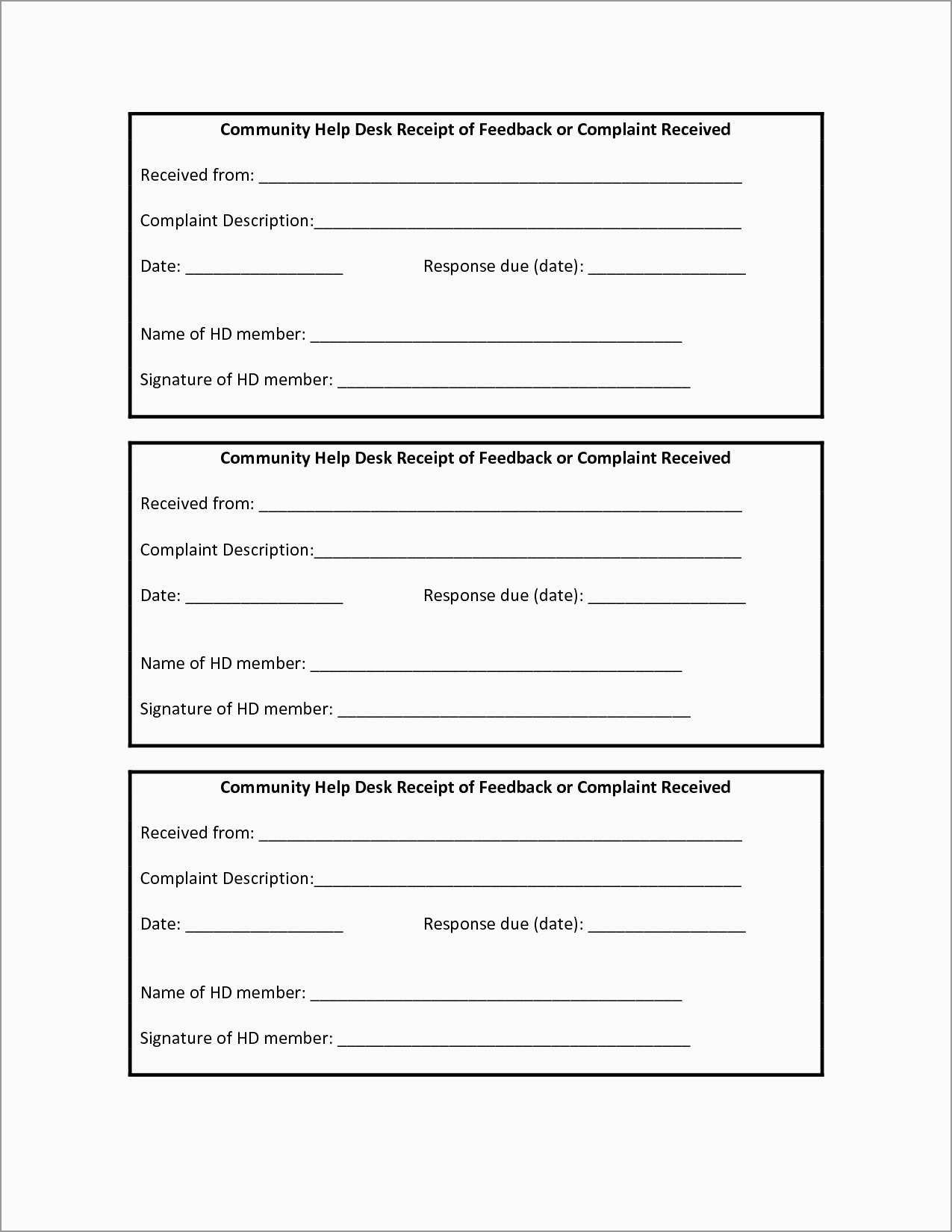 Free Printable Blank Receipt Template Good Free Printable Cash - Free Printable Blank Receipt Form
