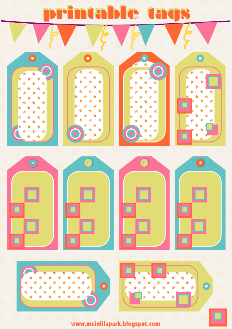 Free Printable Candy Tags And Scrapbooking Borders - Ausdruckbare - Free Printable Borders For Scrapbooking